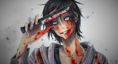 Jeff the Killer by Jordan Persegati make sure to check out his youtube or instagram jordan_persegati_art for more awesome art