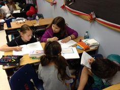 5th Grade Literacy Centers!