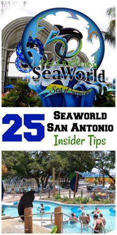 25 SeaWorld San Antonio Insider Tips