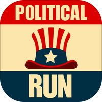 Political Run - Presidential Election by Brian Appell