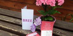 Reggel 8 órakor a BREE fogadj örökbe egy virágcsokrot is kikerült a nagyvilágba:)