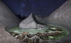 Concordia, Karakkorum, Pakistan - David Kaszlikowski  glacier in Himalayas