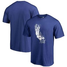 Cody Bellinger Los Angeles Dodgers Fanatics Branded Player State T-Shirt - Royal