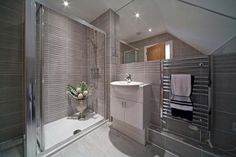 A Typical Taylor Wimpey Showhome Bathroom