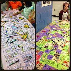 Mrs. Knight's Smartest Artists: Best Fine Arts Night ever!