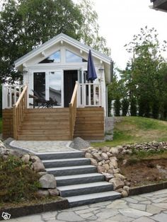 Shed, Outdoor Structures, Cabin, House Styles, Home Decor, Lean To Shed, Cabins, Coops, Cottage