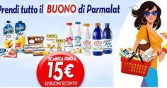 Buono Sconto Parmalat! | Sconti spesa - fai la spesa intelligente con buoni sconto