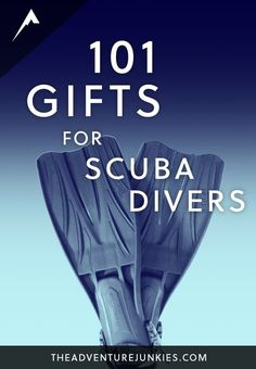 Gifts for Scuba Divers - Scuba Diving Tips for Beginners – Scuba Diving Articles for Learning and Training via @theadventurejunkies