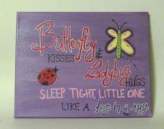 Girls Nursery Art Girls Nursery Decor