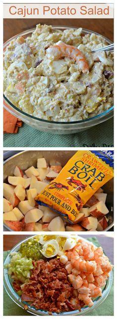 #Cajun #Potato #Salad
