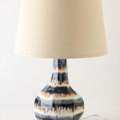 Malpais Base Table Lamp by Anthropologie