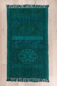 Magical Thinking Overdyed Kilim Rug - Urban Outfitters review at Kaboodle