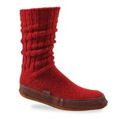 Acorn Slipper Socks For Men And Women