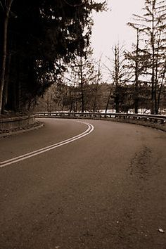 Winding Road - Print For Sale http://www.redbubble.com/people/amandavontobel/works/8900498-winding-road