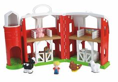 fisher price little people farm giveaway, CDN, 4/29