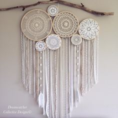 """258 Likes, 15 Comments - Dreamcatcher Collective (@dreamcatcher_collective_au) on Instagram: """"Busy working on all your custom order wall murals and Dreamcatchers today! Have a huge line up and…"""""""