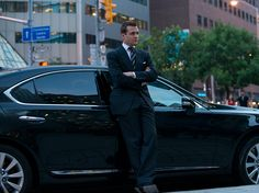 Harvey Specter - my dream man/the kind of lawyer I aspire to be <33