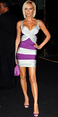The Look for Less: Herve Leger Bandage Dress (Again!) - The Budget Babe