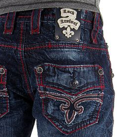Rock Revival Dan Straight Jean - Men's Jeans | Buckle