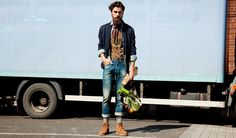 .:Casual Male Fashion Blog:. (retrodrive.tumblr.com)current trends | style | ideas | inspiration | classic subdued
