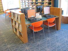 Teen Library Furnishings