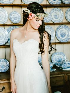15 Wedding Hairstyles for Long Hair With Braids | TheKnot.com