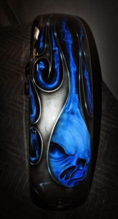 Harley Davidson custom paint shop, Airbrushing.Motorcycle custom paint