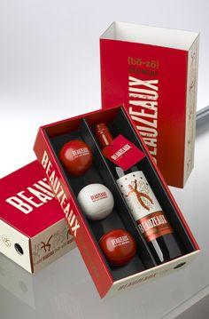 Beauzeaux | Wine Label Design by Auston Design Group
