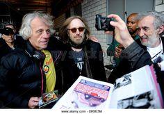 Tom Petty greets fans outside the Heineken Music Hall Amsterdam, Holland - 24.06.12 -