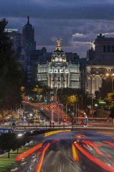 Madrid, Spain (by ayhanaltun)