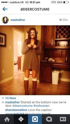 deer costume