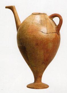 Hititte, spouted pitcher, Kültepe (Tahsin Özgüç) (Erdinç Bakla archive)