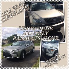 LEAVE THOSE MONTHLY PAYMENTS ALONE AND GET YOU A CAR IN CASH ASAP!!! STOP STRESSING OVER CAR PAYMENTS AND BUY YOU AN AFFORDABLE VEHICLE TODAY WITH Jean Jean Auction Services!!!! THIS IS A QUEEN B's INVESTMENTS PROMOTION!!! HE IS AN EXPERT ON VEHICLES AND PROFESSIONAL AS WELL!!! IF YOU ARE INTERESTED CALL 3052445278 AND FOLLOW HIS BUSINESS PAGE ON FACEBOOK @ JJAuctionServices 🏎💨💨💨💨💨💨💨