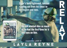 RELAY BY LAYLA REYNE BOOK TEASER