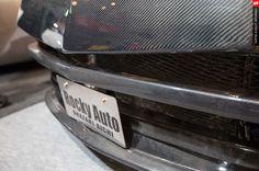 Rocky auto s30 fairlady z carbon fiber front bumper