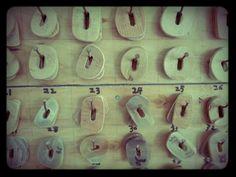From the workshop. Horns, Cookie Cutters, Frames, Workshop, Atelier, Horn, Crescent Rolls, Frame, Picture Frames