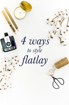 4 ways to style Flaylay + FREE stock images!