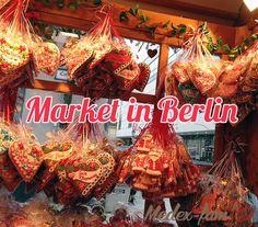 Market in Berlin - slovenské perníky. #pernikovekralovstvo