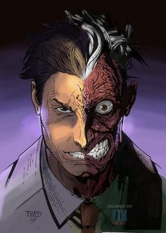 Two-Face/Harvey Dent