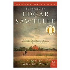 """$11BUY NOW 2008OprahBook Club Pick Genre: Fiction Living on his parents' farm in northern Wisconsin, Edgar Sawtelle is a mute who can speak only in sign. After being forced to leave his home, he comes of age in the wild with three dogs as his companions. He is then faced with a choice: Never return home, or go back and face the unsolved mysteries that were left.  Critics say:""""I flat-out loved The Story of Edgar Sawtelle…Wonderful, mysterious, long"""