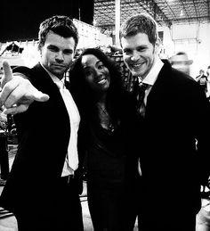 The Originals Season 2 behind the scenes