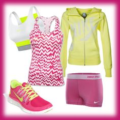 """Pink Nike Affair"""