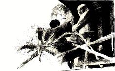 panic in the attic!: Totentanz (Dino Battaglia), Astiberri 2005