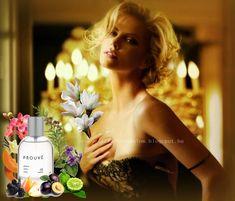 """PROUVÉ #19 női parfüm  (CHRISTIAN DIOR- J´Adore szerű illat) Az egyik legkeresettebb női illat, amely az elegancia, az érzékiség, a romantika és nem utolsó sorban a luxus jegyében született. Ha Te is szereted a különleges nem mindennapi illatot, akkor """"csillogni"""" fogsz ettől az illatkompozíciótól!..."""