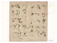 "Brice Marden, ""Forgery"" (2007-08) #art"
