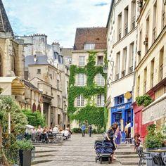 A travel guide to Le Marais, Paris