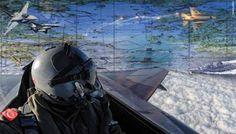 ΒΙΝΤΕΟ  Ντοκουμέντο από τις αερομαχίες ελληνικών και τουρκικών F-16