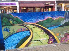 Street art Street Art, Night, Artwork, Art Work, Work Of Art