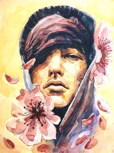 Joji AKA Filthy Frank Watercolor...