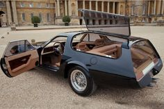 Unique Ferrari Daytona shooting brake is worth a million | Cars